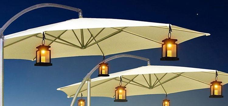 Solar Hanging Lighting Solutions